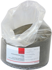 KARBURANDUMKORREL 0-1 MM 25 KG