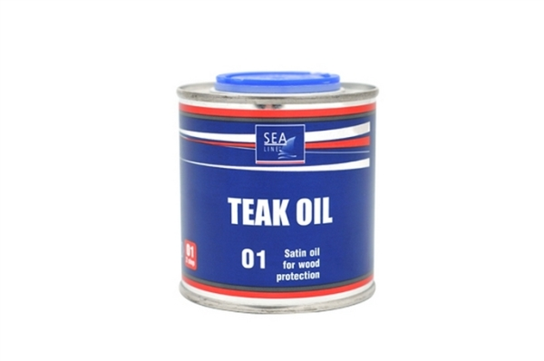 SL CLEAR TEAK OIL 1-Komp. 250 ML