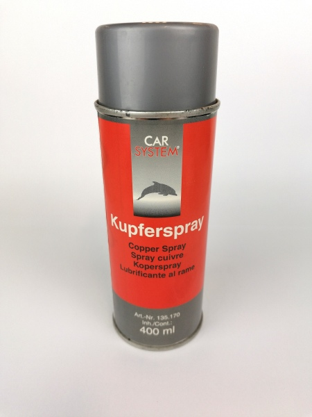 CAR KOPERSPRAY 400 ML
