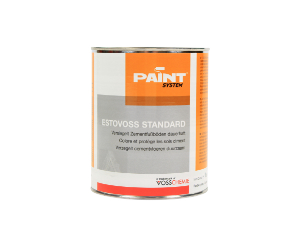 PAINT ESTOVOSS STAN GRIJS  1 L