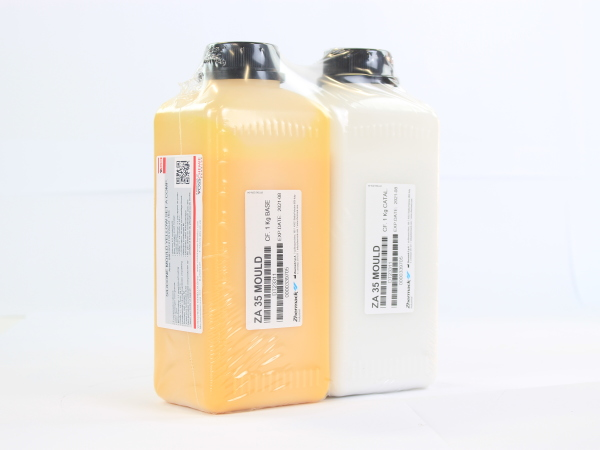 SILICONE MOULD YELLOW A+B set   2 kg