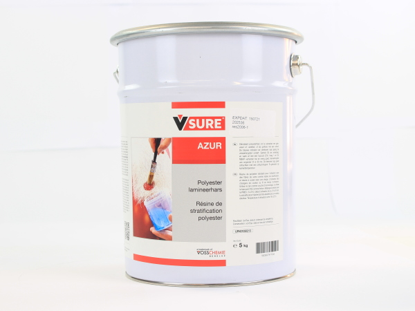 V-SURE H30/AZUR Lamineerhars    5 KG